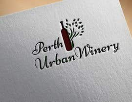 #45 for logo design for winery by saba71722