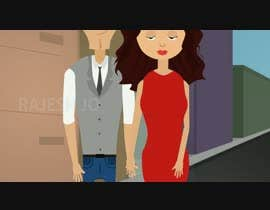 #4 untuk Romantic Dinner Cartoon Video oleh rajeshjoda