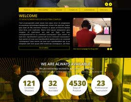 #16 untuk Design a Website Mockup for Shooting Range oleh sdcoms