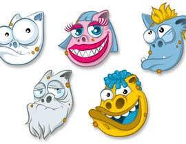 peshan tarafından Cartoon Characters için no 9