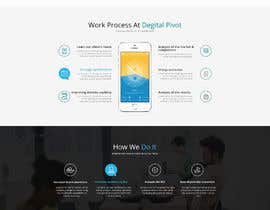 #16 for Redesign for a website - homepage by yasirmehmood490