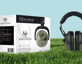 Nro 17 kilpailuun Design packaging for a electronic ear defender. käyttäjältä syampullamvally