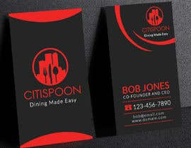 #58 for Design modern business Card, double-sided AND Stationery design by borsha03