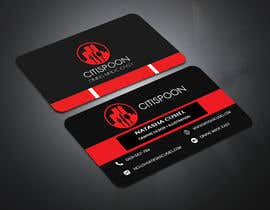 #73 for Design modern business Card, double-sided AND Stationery design by ripunath