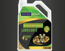 #41 untuk Product Label required for Bio Based Motor oil oleh ssandaruwan84