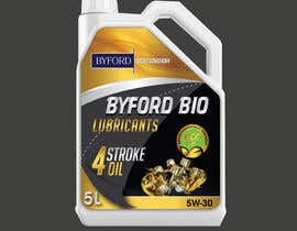#54 untuk Product Label required for Bio Based Motor oil oleh ssandaruwan84