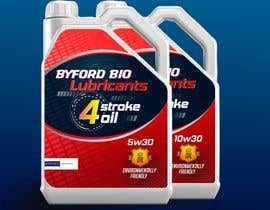 #38 untuk Product Label required for Bio Based Motor oil oleh riasatfoysal