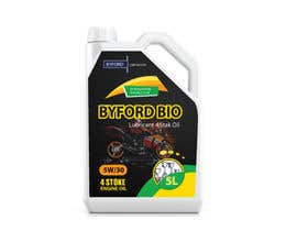 #65 untuk Product Label required for Bio Based Motor oil oleh creativejubaer