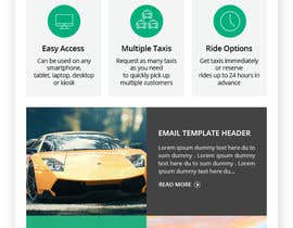 #17 для Design a HTML email template від RainbowVivid
