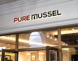 #29 for 'Pure Mussel' Logo design by mohibulasif
