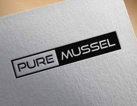 #35 for 'Pure Mussel' Logo design by Rajmonty