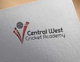 #35 for Design a Logo - Central West Cricket Academy by Rashedbcox