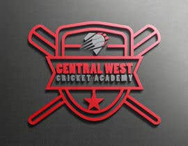 #127 for Design a Logo - Central West Cricket Academy by symetrycal