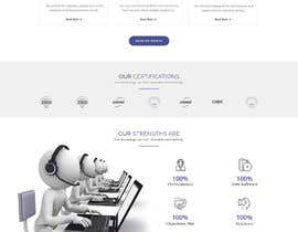#18 untuk Design website for Call Center company oleh yasirmehmood490