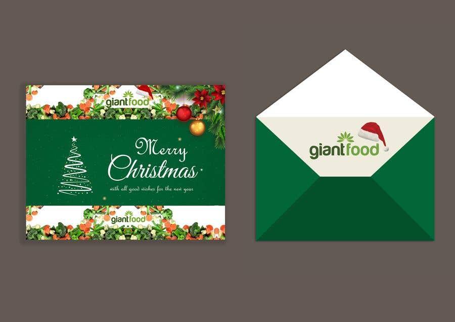 Entry 242 By Amritabhardwaj For Design Company Christmas Card Freelancer
