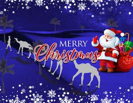 Nro 9 kilpailuun Christmas Card käyttäjältä robeulhoque