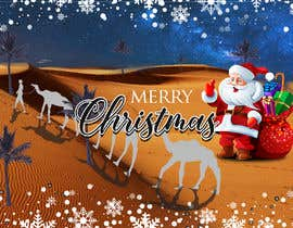 Nro 10 kilpailuun Christmas Card käyttäjältä robeulhoque