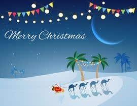 Nro 2 kilpailuun Christmas Card käyttäjältä mehedihasan4