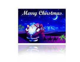 Nro 22 kilpailuun Christmas Card käyttäjältä tamanna2168