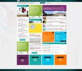 Graphic Design Inscrição do Concurso Nº5 para Website Design for a Artist Social Network