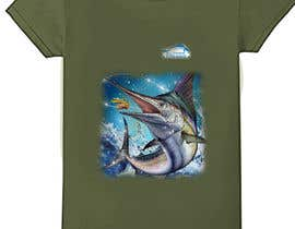 #10 untuk Design for a Fishing Shirt oleh Humayun963
