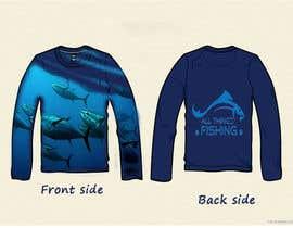 #8 untuk Design for a Fishing Shirt oleh computerlankaTH