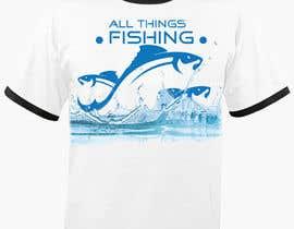 #4 untuk Design for a Fishing Shirt oleh sheezykhan