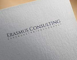 #192 cho Logo Design for  Erasmus Consulting bởi graphicground