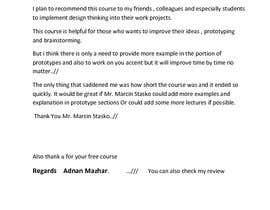 #9 cho Best review contest bởi adnanmazhar1994