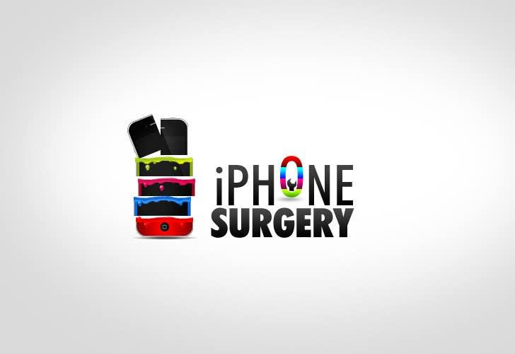 Конкурсная заявка №157 для Logo Design for iphone-surgery.co.uk