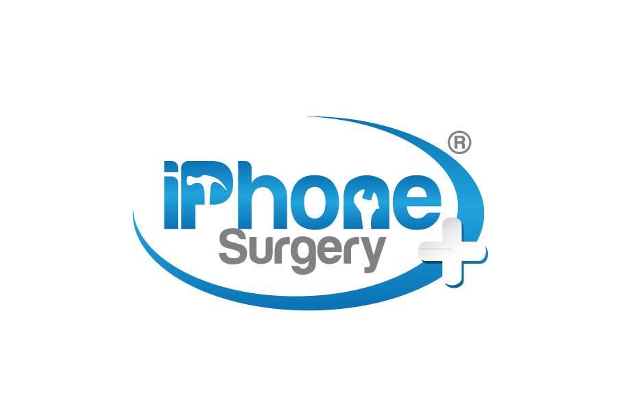 Bài tham dự cuộc thi #184 cho Logo Design for iphone-surgery.co.uk
