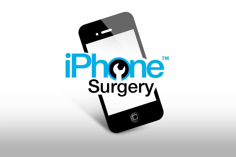 Contest Entry #6 for Logo Design for iphone-surgery.co.uk