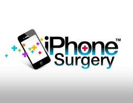 #5 dla Logo Design for iphone-surgery.co.uk przez twindesigner