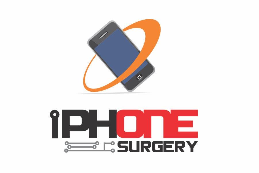 Bài tham dự cuộc thi #301 cho Logo Design for iphone-surgery.co.uk