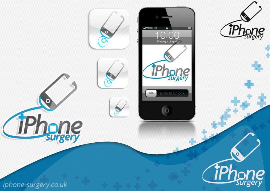 Inscrição nº 237 do Concurso para Logo Design for iphone-surgery.co.uk