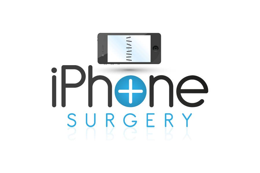 Contest Entry #292 for Logo Design for iphone-surgery.co.uk