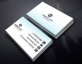 Nro 99 kilpailuun Design some Business Cards käyttäjältä biplobhossen0254