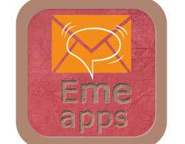 #83 para Logo Design for eme-apps por mahade87