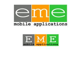 #76 para Logo Design for eme-apps por buddy036