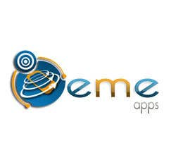 #60 para Logo Design for eme-apps por habib13