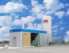#11 , 3D design of a LCNG station for Energy Company 来自 karan23