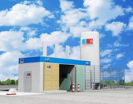 #15 , 3D design of a LCNG station for Energy Company 来自 karan23