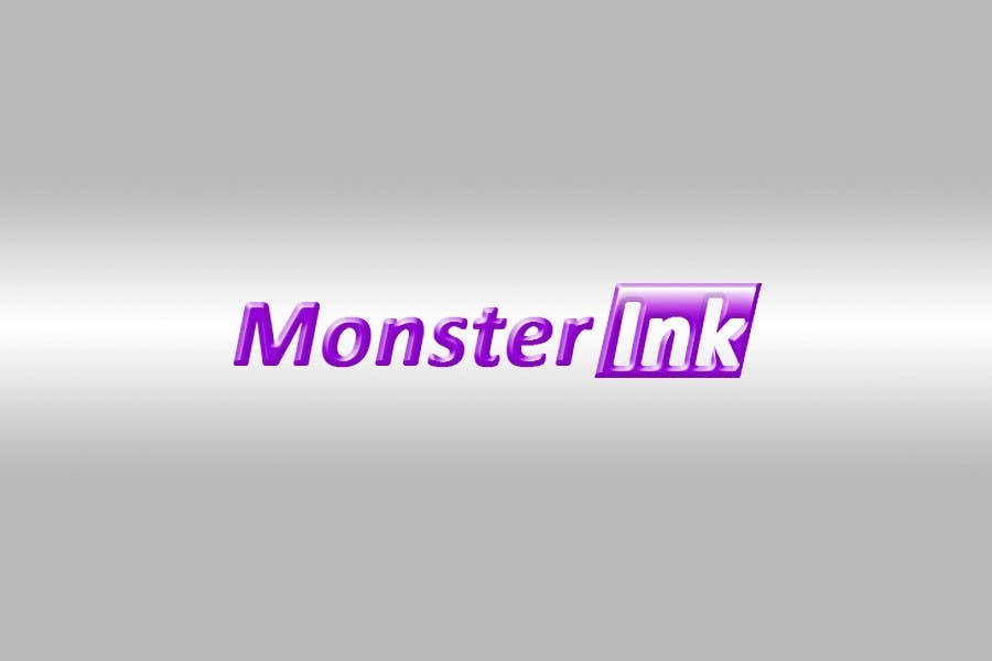 Inscrição nº                                         194                                      do Concurso para                                         Logo Design for Monster Ink
