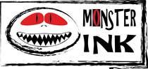 Graphic Design Inscrição do Concurso Nº149 para Logo Design for Monster Ink