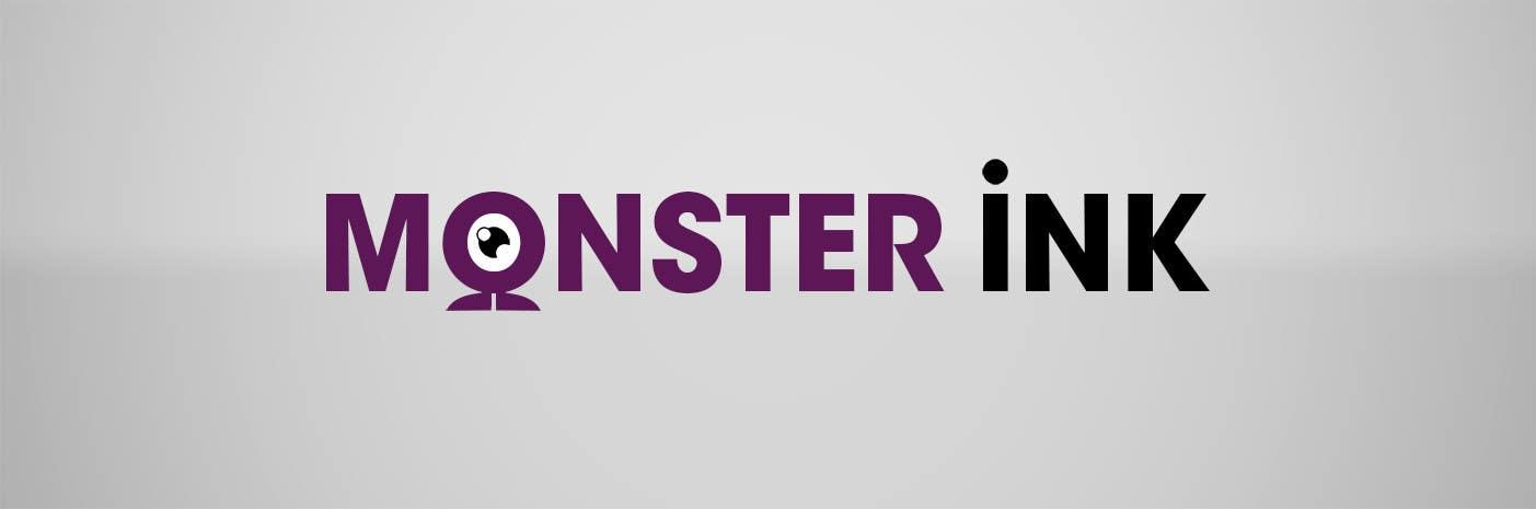 Inscrição nº                                         93                                      do Concurso para                                         Logo Design for Monster Ink
