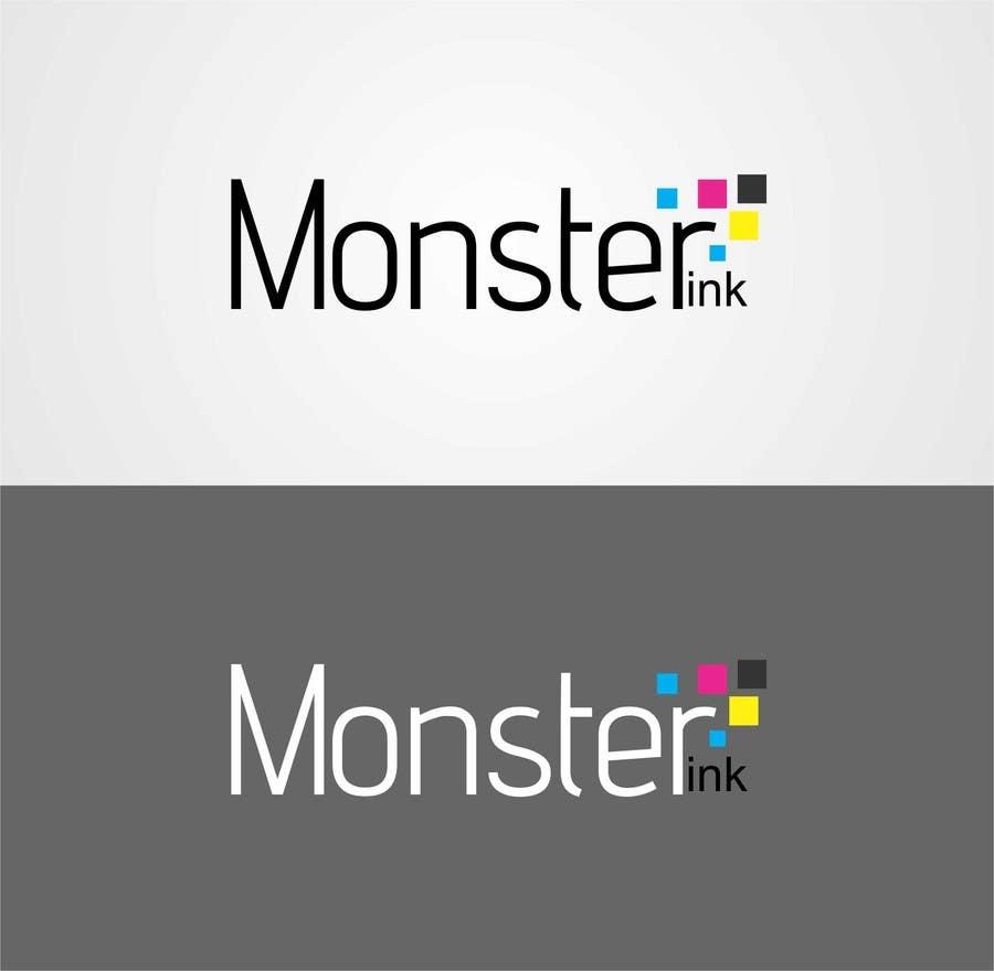 Inscrição nº                                         63                                      do Concurso para                                         Logo Design for Monster Ink