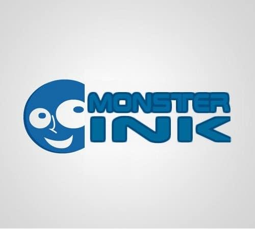 Inscrição nº                                         137                                      do Concurso para                                         Logo Design for Monster Ink