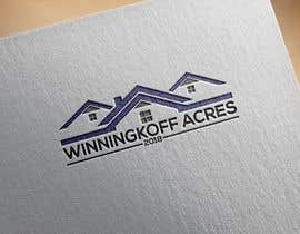"#21 for Logo Design contest for a small hobby farm. Farm is called ""Winningkoff Acres"" and would like to include established date - 2018 by think420"