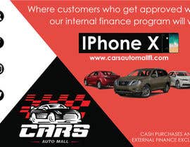 #8 for Create a promotion ad. artwork for Cars auto mall Florida af parulgupta549