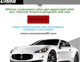 #20 for Create a promotion ad. artwork for Cars auto mall Florida af Asrafulmd